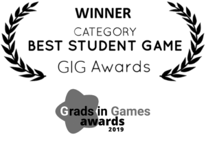 Grads in Games 2019 - Winner